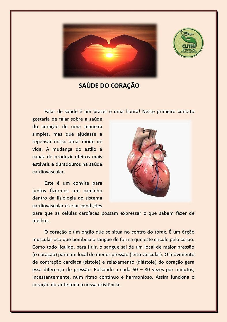 SAÚDE DO CORAÇÃO - 0001