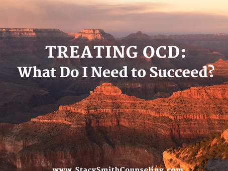 Treating OCD: What Do I Need to Succeed?
