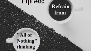 Overcoming Anxiety: Tip #6