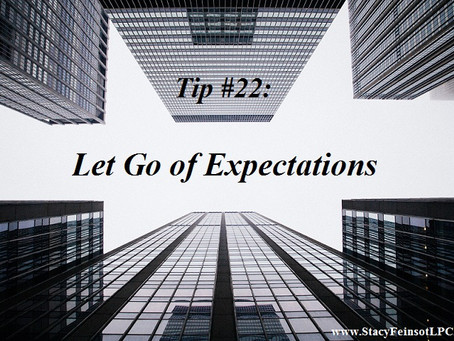 Overcoming Anxiety: Tip #22