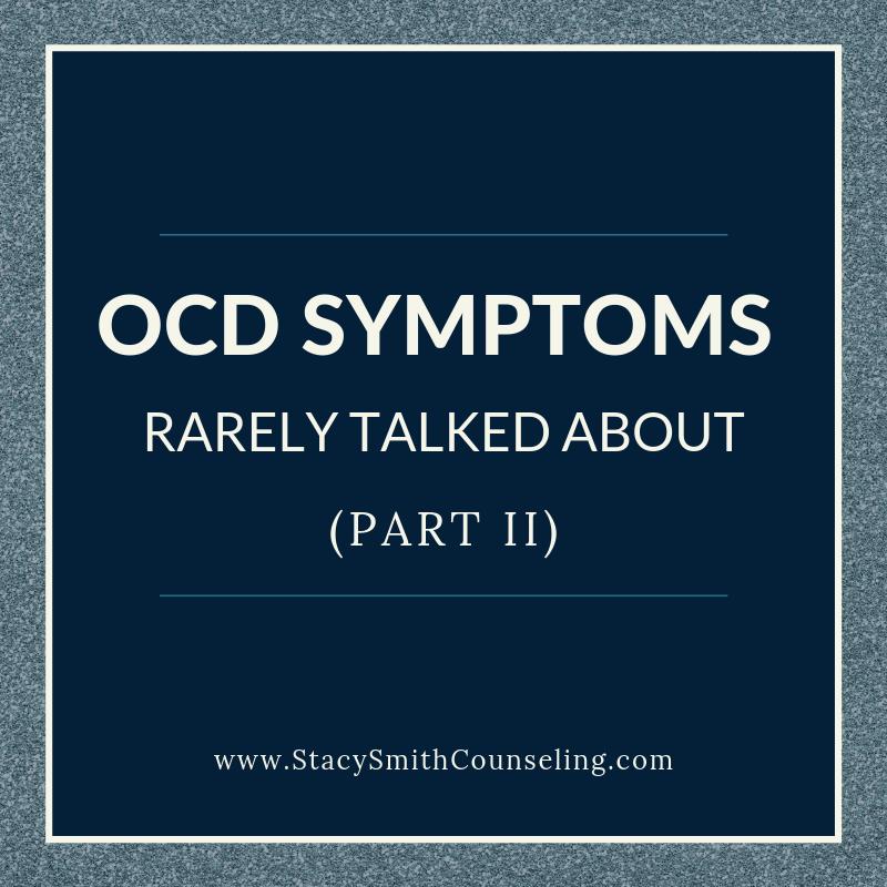 OCD Symptoms