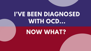 I've Been Diagnosed with OCD... Now What?