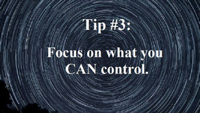 Overcoming Anxiety: Tip #3