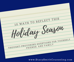 Holiday Season Reflection