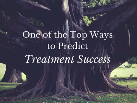 One of the Top Ways to Predict Treatment Success
