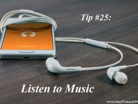 Overcoming Anxiety: Tip #25