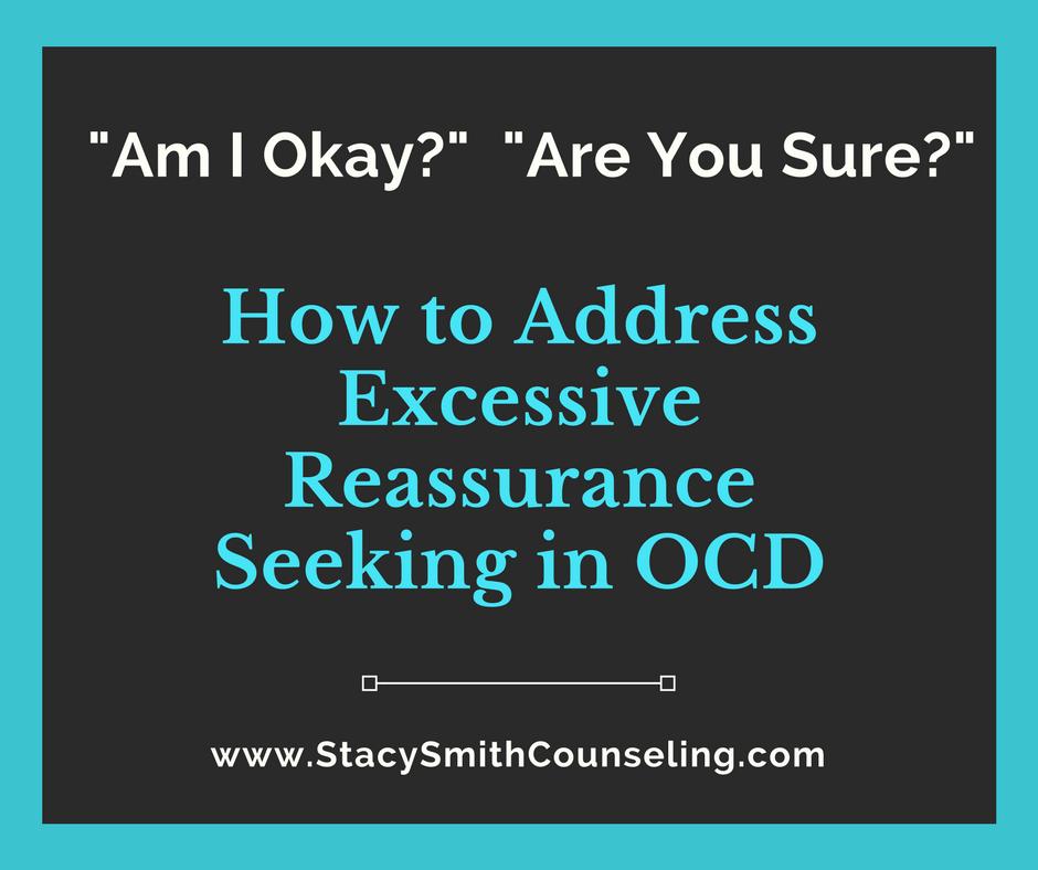 Reassurance Seeking in OCD