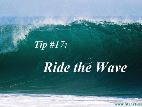 Overcoming Anxiety: Tip #17