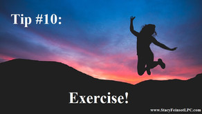 Overcoming Anxiety: Tip #10