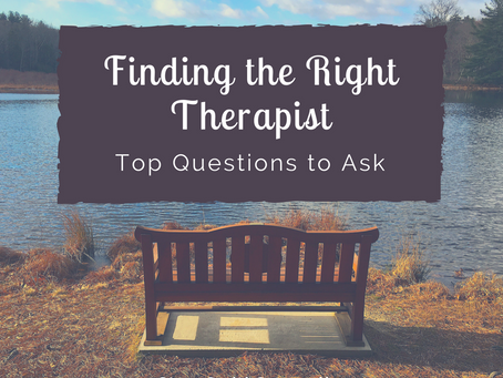 Finding the Right Therapist to Treat My OCD:  Top Questions to Ask