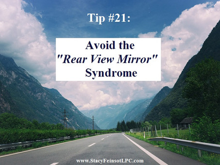 Overcoming Anxiety: Tip #21