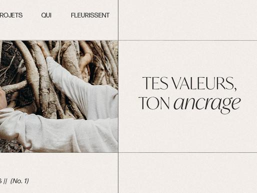 Les valeurs - un ancrage solide et persistant pour ton entreprise