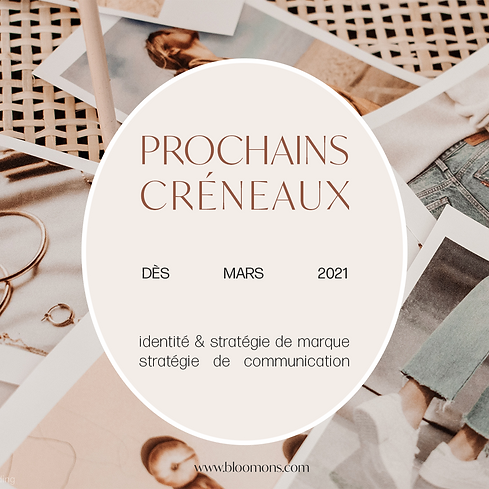 branding + strategie communication - cre