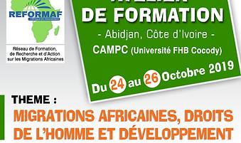 Atelier de formation - Abidjan - reforma