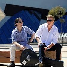 Zac & George