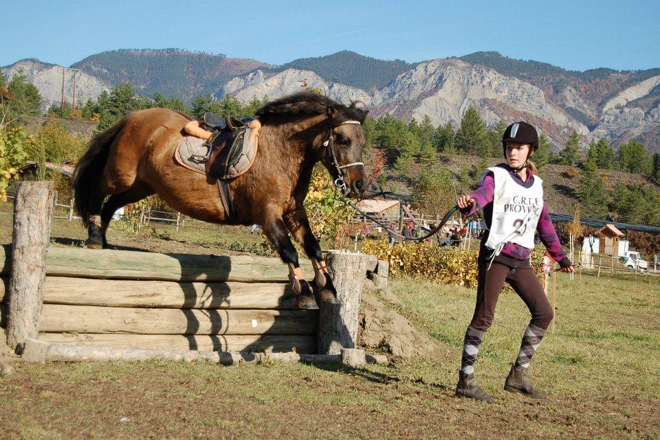 TREC à poney