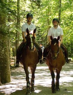 Patrouille Equestre