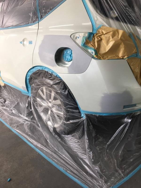 美濃加茂市、可児市、加茂郡、自動車、鈑金、塗装、修理