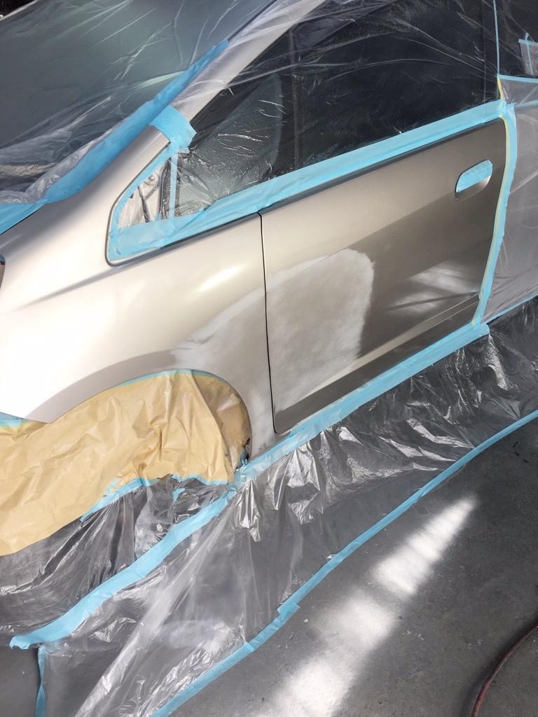 美濃加茂市近辺 自動車 板金 塗装
