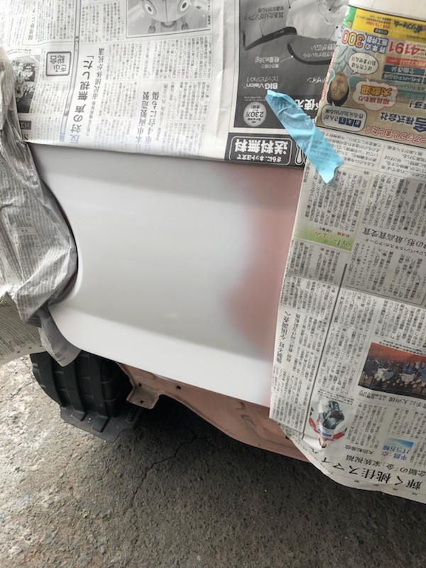 可児市 美濃加茂市 自動車 板金 塗装