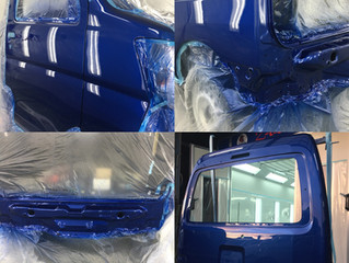 ハイゼット 鈑金、塗装、修理