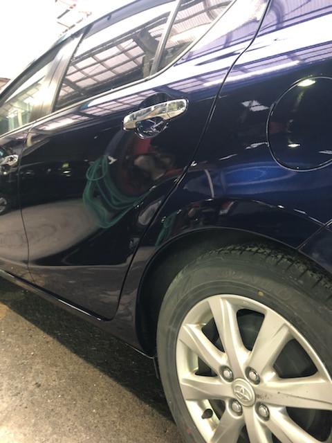 美濃加茂市、可児市、加茂郡 自動車 板金 キズ へこみ 修理
