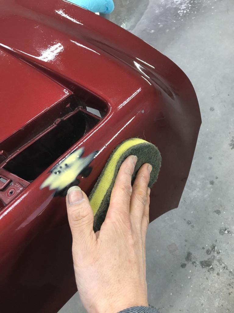 自動車 修理 塗装