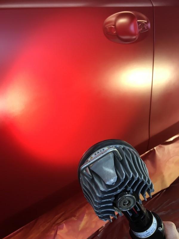 自動車 ドア へこみ キズ 修理 鈑金