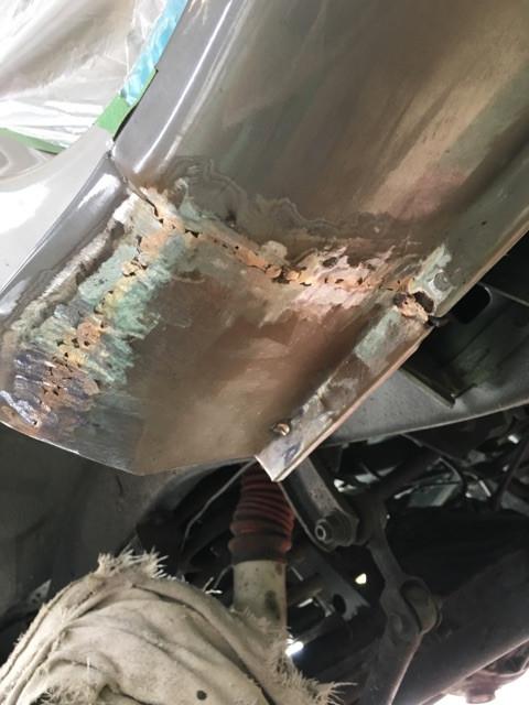 可児市、美濃加茂市、加茂郡 車 鈑金 修理
