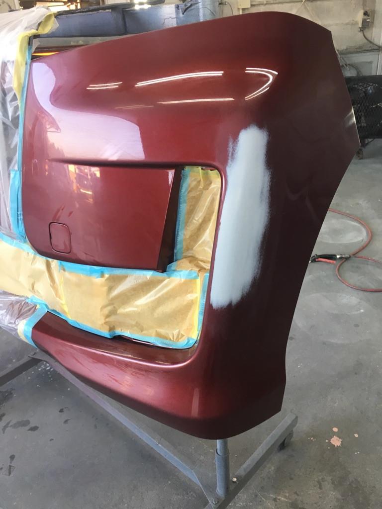 車 キズ 塗装