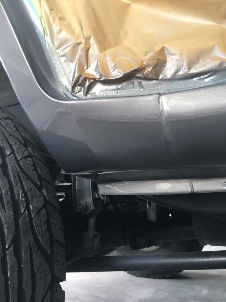可児市、美濃加茂市、加茂郡 車 塗装 修理