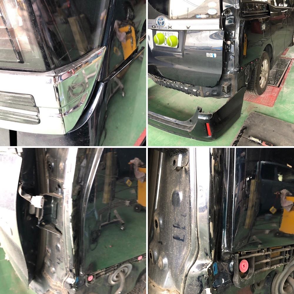 美濃加茂市 可児市 加茂郡 自動車修理 鈑金 塗装 全塗装