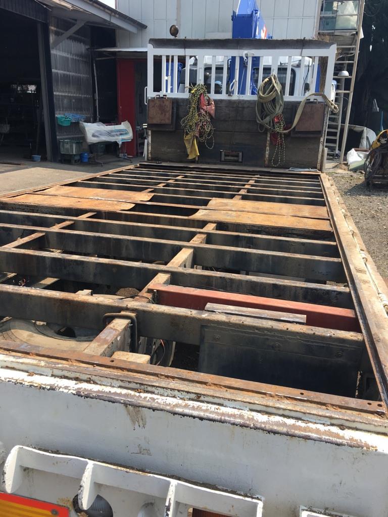 架装 車のキズ、へこみの修理 美濃加茂市