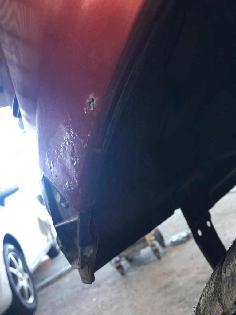 美濃加茂市近辺 車 錆 修理