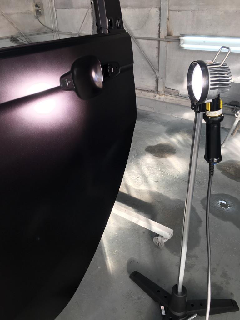 美濃加茂市近辺 自動車 鈑金塗装 修理
