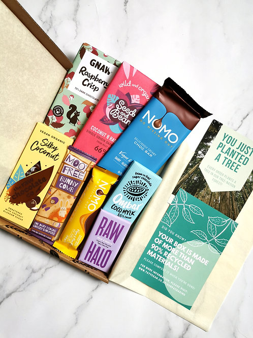 Monthly Chocolate Letterbox - 8 Items
