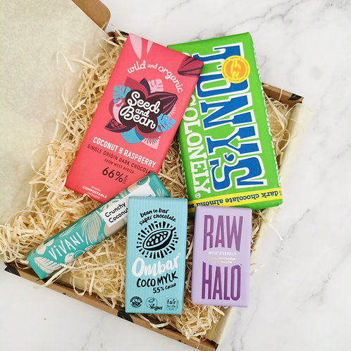 Monthly Chocolate Letterbox - 5 Items