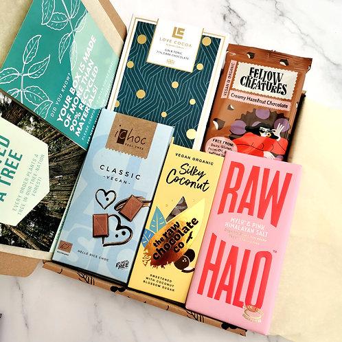 Vegan Chocolate Selection - Did Someone Say Gin?