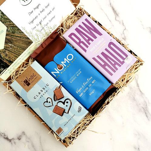 Chocolate Trio - Milky, Creamy & Smooth
