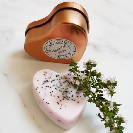 Little Suds Vegan Soap now available!