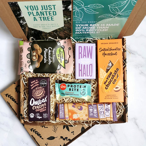 Mini Selection Box - Creamy & Nutty