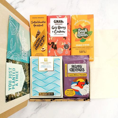 Vegan Chocolate Selection - Orange You Glad To See Me?