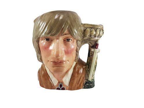 Large Royal Doulton Character Jug 'Romeo'