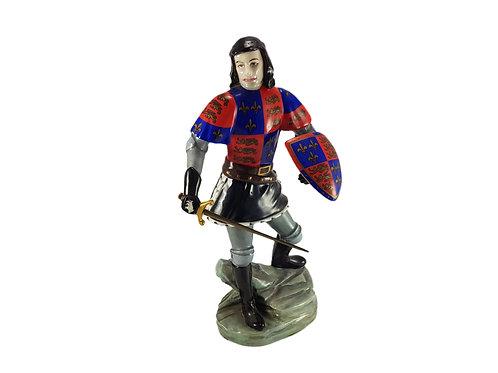 Rare Royal Doulton Figure 'Lord Olivier as Richard III'