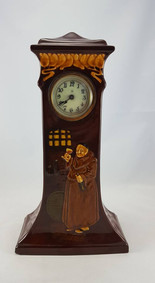 Royal Doulton Kingsware Clock