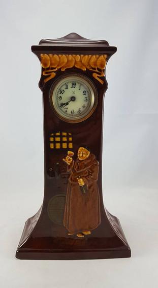 Royal Doulton Kingsware Clock