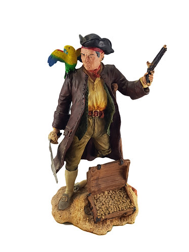Royal Doulton Resin Figure 'Long John Silver'