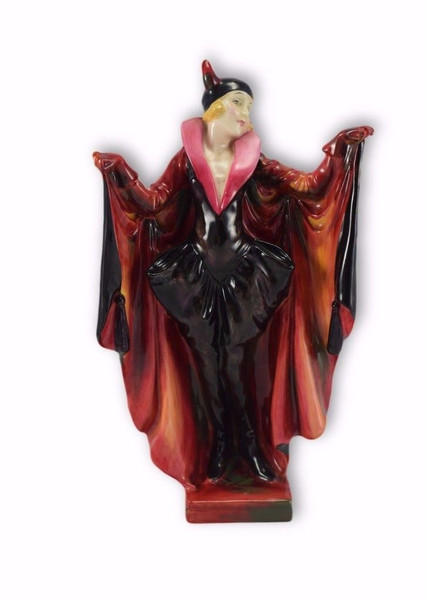 Royal Doulton Figure 'Marietta'
