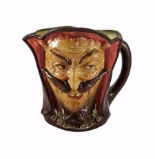 Large Royal Doulton Character Jug 'Mephistopheles'