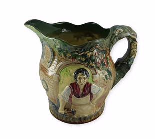 Royal Doulton Loving Cup 'Village Blacksmith'